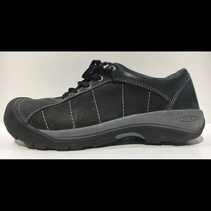 KEEN PRESIDIO Sz 6.5 Nubuck Lace Up Oxford Shoes